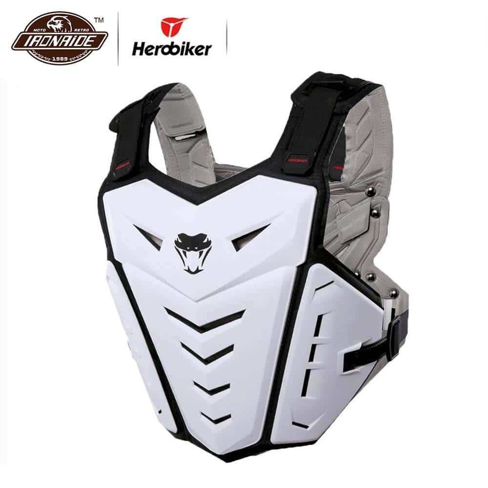 Full Body Anti-fall Motorcycle Riding Jacket Armors Back Shoulder Protector Bike