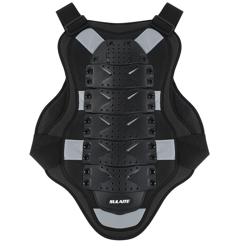 L XL Size Racing Motorcross Motorcycle Body Back Armor Spine Protective Jacket Gear Body Armour Motorcycle Spine Guard
